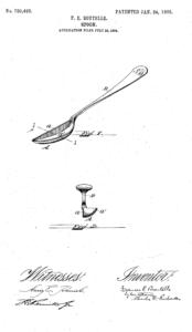 1905 - Spoon